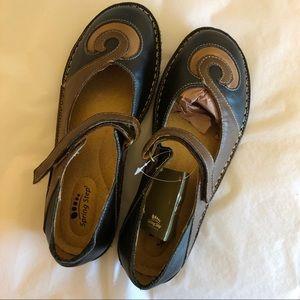 Spring Step Boho leather shoes